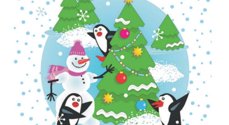 Weihnachts-Rätselspass